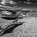 Shaldon Beach In Mono  by Rob Hawkins