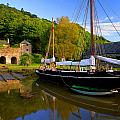 Shamrock Barge by Darren Galpin