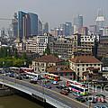 Shanghai, China by John Shaw