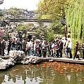 Shanghai Yuyuan Garden by Sheryl Chapman Photography