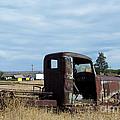 Shaniko Bus by Charles Robinson