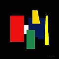 Shapes Colors Ill In 12x12 by Robert J Sadler