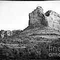 Shapes Of Oak Creek Canyon by John Rizzuto