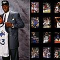 Shaquille O'neal by Joe Hamilton