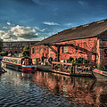 Shardlow Wharf by Darren Marshall
