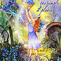 Share The Simple Pleasures by Teresa Ascone