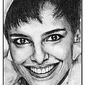 Shari Belafonte In 1985 by J McCombie