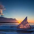 Shark Fin by Aaron J Groen