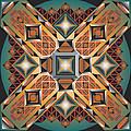 Sharp Optical Art K by James Sharp