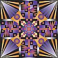 Sharp Optical Art Q by James Sharp