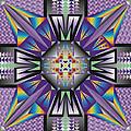 Sharp Tile Art by James Sharp