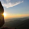 Sharp Top Sunburst by Sherri Quick
