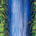 Shasta Falls by Wisper Krimmer