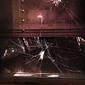 Shattered Window by Margie Hurwich
