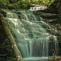 Shawnee Falls by Adam Jewell
