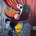 She Devil..   by Jolanta Anna Karolska