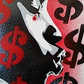 She Takes My Money by Leon Keay