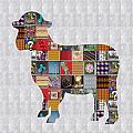 Sheep Animal Showcasing Navinjoshi Gallery Art Icons Buy Faa Products Or Download For Self Printing  by Navin Joshi