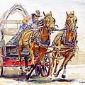 Sheer Horsepower by Don Dane