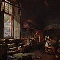 Sheffield Scythe Tilters by Godfrey Sykes