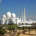 Sheikh Zayed Bin Sultan Al Nahyan Grand by Panoramic Images
