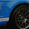 Shelby Cobra Gt 500 / Ford by James C Thomas