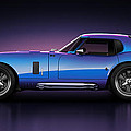 Shelby Daytona - Velocity by Marc Orphanos