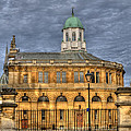 Sheldonian Theatre by Mick House