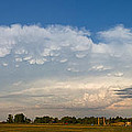 Shelf Cloud Mamacumulus Leading Edge  by James BO  Insogna