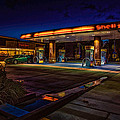 Shell Station by Chris Lord