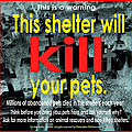 Shelter Will Kill Your Pets by Christopher Shellhammer