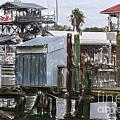 Shem Creek Dockage by Dale Powell