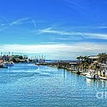 Shem Creek by Kathy Baccari