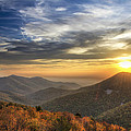 Shenandoah Virginia Sunset by Pierre Leclerc Photography