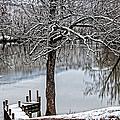 Shenandoah Winter Serenity by Lara Ellis