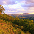 Shenandoah's Golden Hour  by Rachel Cohen