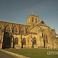 Sherborne Abbey  by Rob Hawkins