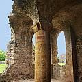 Sherborne Old Castle 7 by Michaela Perryman