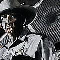 Sheriff Hoyt by Jeremy Moore