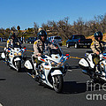 Sheriff's Motor Officers by Tommy Anderson