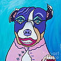 She's A Pit Bull That Wears Lipstick by Barbara McMahon