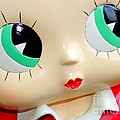 She's Got Betty Boop Eyes by Ed Weidman