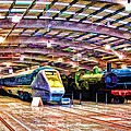 Shildon Railway Museum by John Lynch
