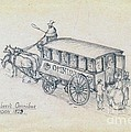 Shillibeers Omnibus by John Chatterley