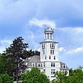 Shiloh Chapel Durham Maine by Elizabeth Dow