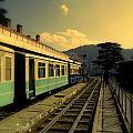 Shimla Railway Station by Salman Ravish