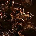 Shimmer In Gold by Linda Shafer