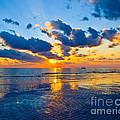 Shimmering Sundown by Stephen Whalen