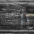 Shiner Black Lager by Joe Hamilton