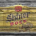 Shiner Bock by Joe Hamilton